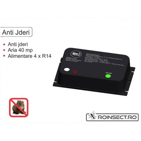 Aparat ultrasunete anti jder, anti soareci, sobolani - Biometrixx M3 (40 mp)