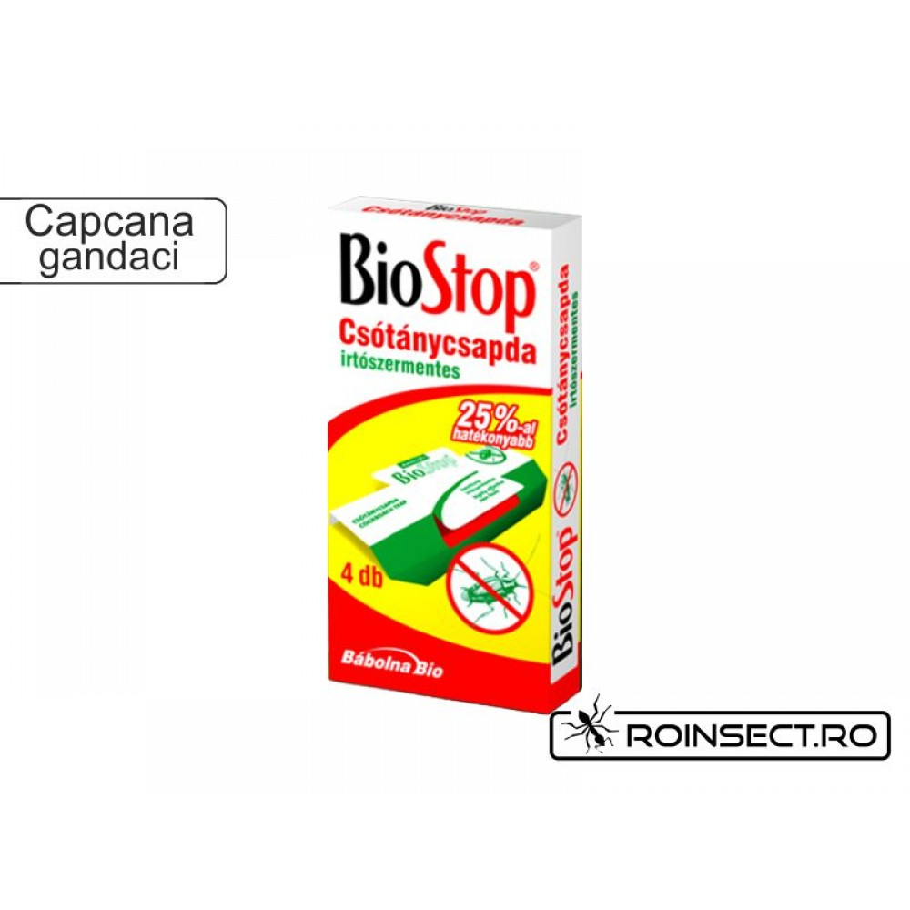 Capcana gandaci BioStop