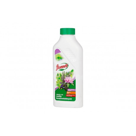 Ingrasamant specializat lichid Florovit pentru plante calcifuge 0.55L