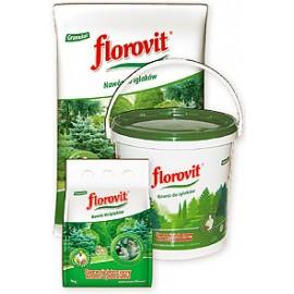 Ingrasamant specializat granulat Florovit pentru conifere 3kg