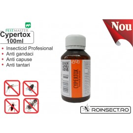 Insecticid universal - Cypertox 100 ml
