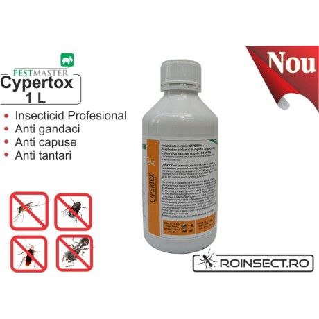 Insecticid universal - Cypertox 1l