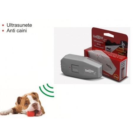 Dazer II - Aparat portabil cu ultrasunete pentru alungarea cainilor
