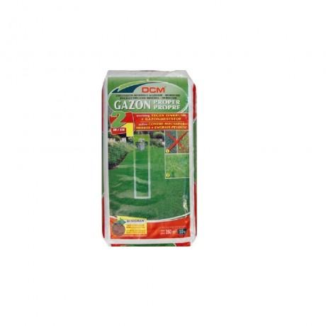 Fertilizant peluza + erbicid NPK 9-3-6 DCM( 10kg)