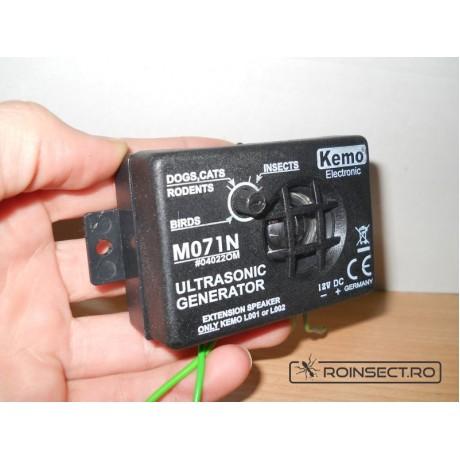 Aparat anti jder, anti rozatoare Auto M071N
