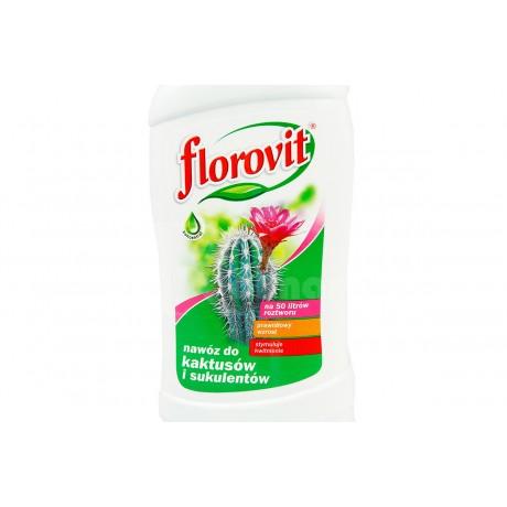 Florovit ingrasamant specializat lichid pentru cactusi si plante suculente 0.55L