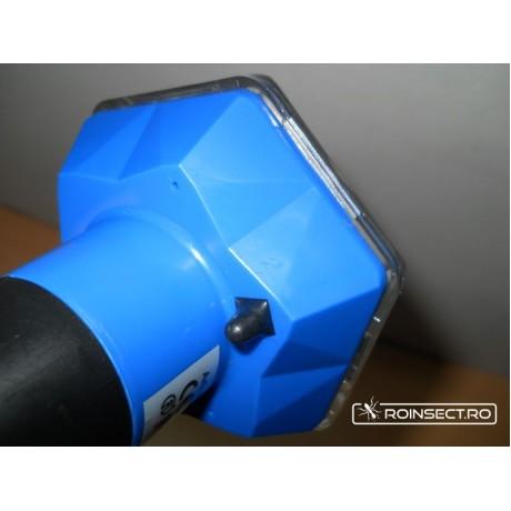 Aparat anti-cartita Solar Diamond, albastru (acopera 700 mp)