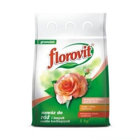 Florovit ingrasamant pentru trandafiri 1kg