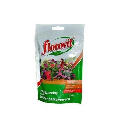 Ingrasamant solubil pentru flori de balcon Florovit 200gr