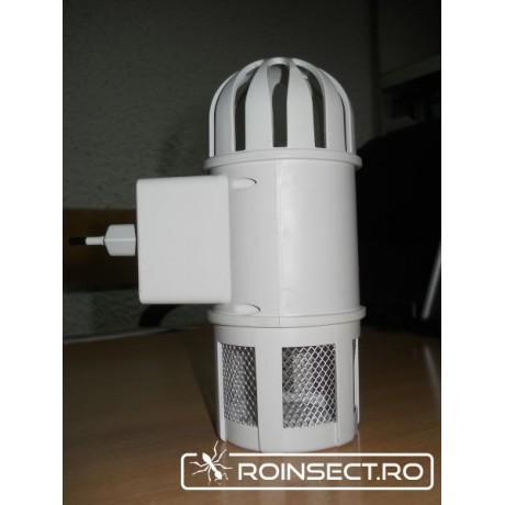 Capcana anti insecte, tantari, muste pe baza de lampi UV GH1C( 20 mp)