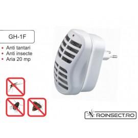 Distrugator insecte cu lampa UV GH1F (20 mp)