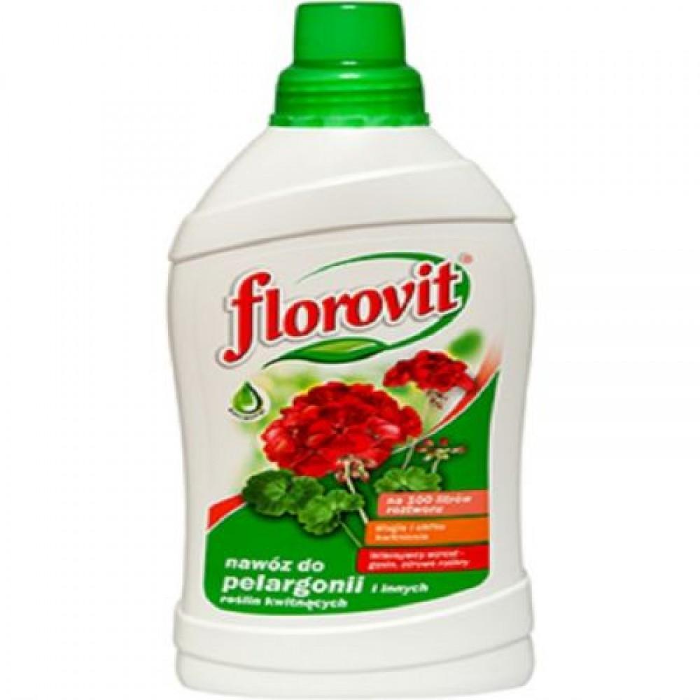 Ingrasamant specializat lichid Florovit pentru muscate 1L
