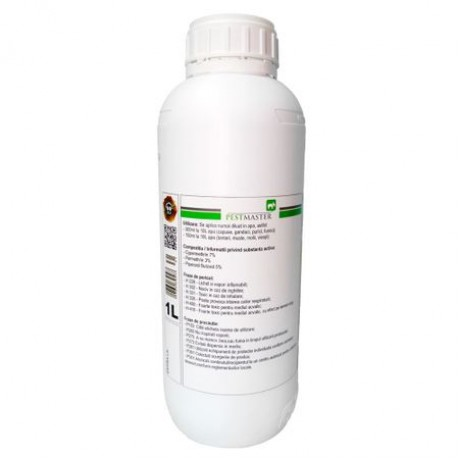 Pachet promotional! Insecticid universal Pestmaster CYPERTOX 1l x 2buc.