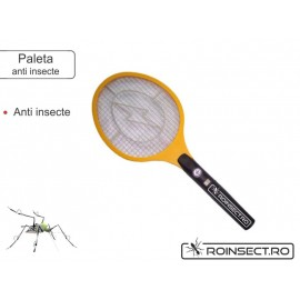 Paleta electrica impotriva insectelor
