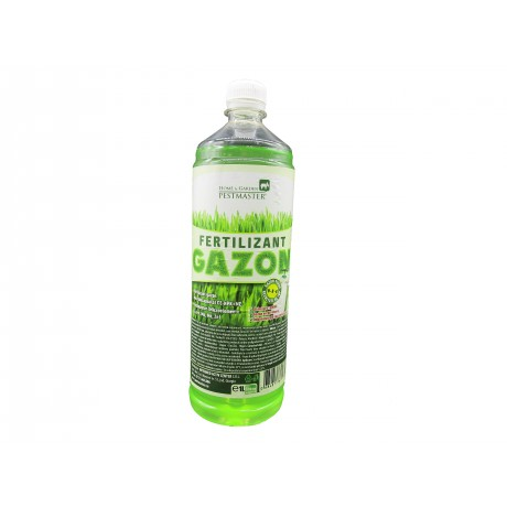 Fertilizant (concentrat) gazon microincapsulat, 1L.