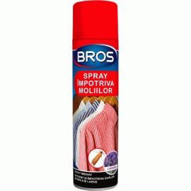 Spray impotriva moliilor Bros, 150 ml.