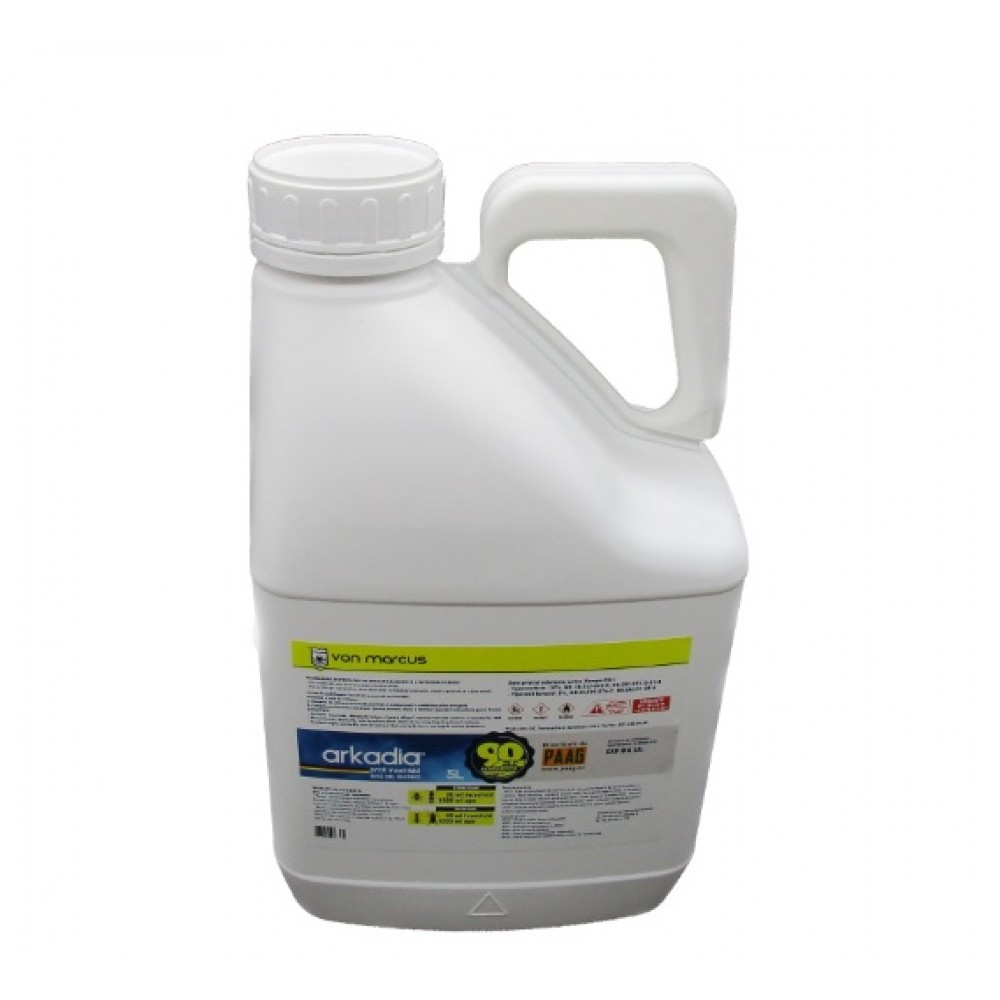 Arkadia, insecticid profesional, 5l