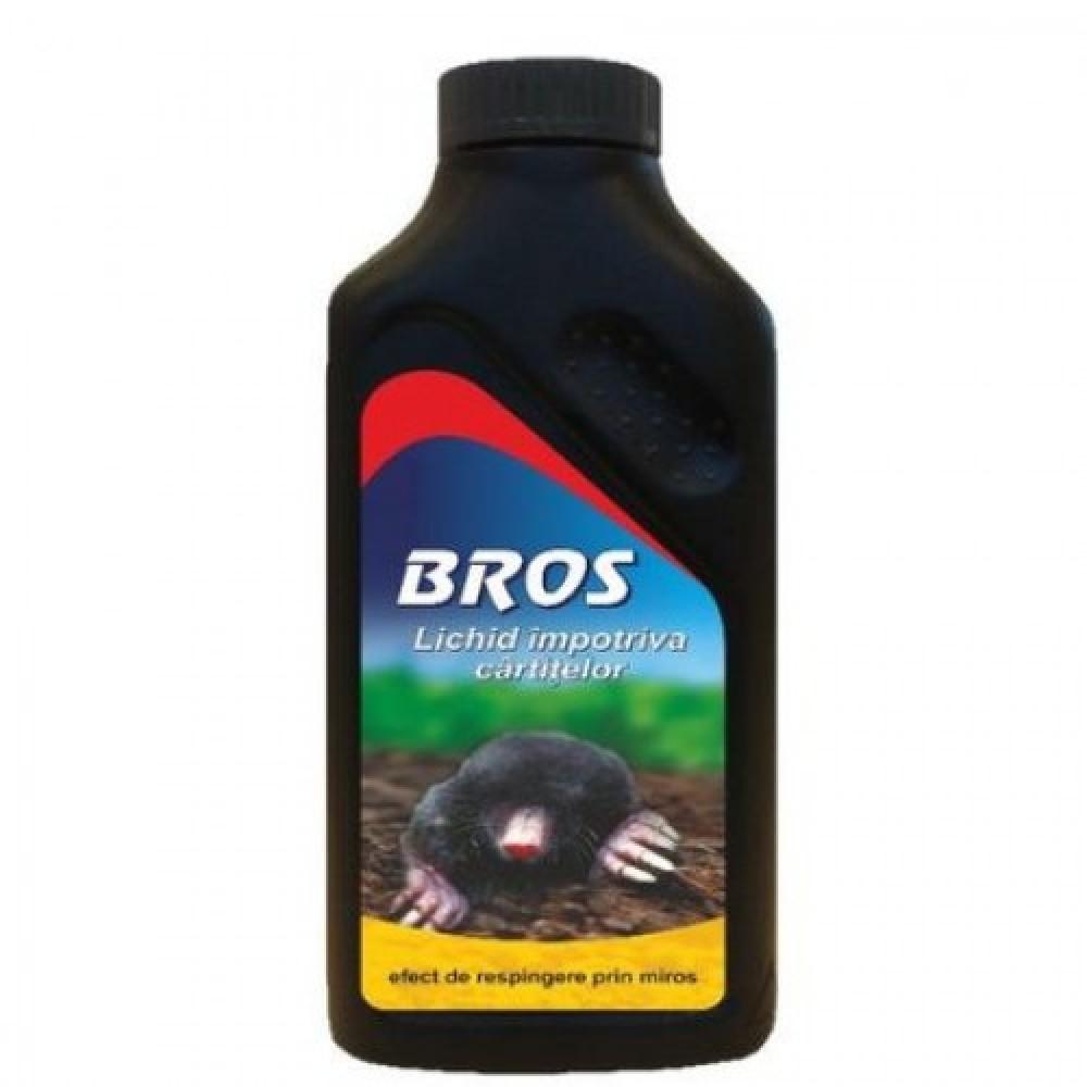 Lichid impotriva cartitelor, Bros, 500ml.