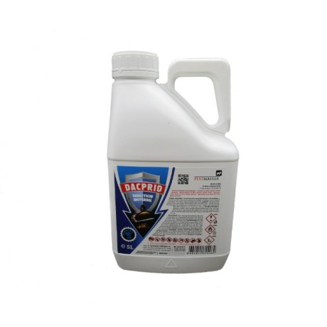DACPRID, insecticid universal, elimina insectele, 5l