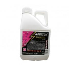 REVOTOX, solutie pentru dezinsectie profesionala, elimina gandaci, 5l