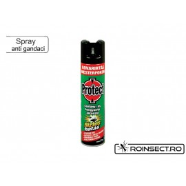 Spray contra gandaci si furnici PROTECT