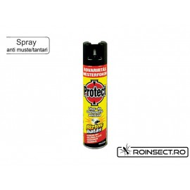 Spray contra mustelor si tantarilor PROTECT