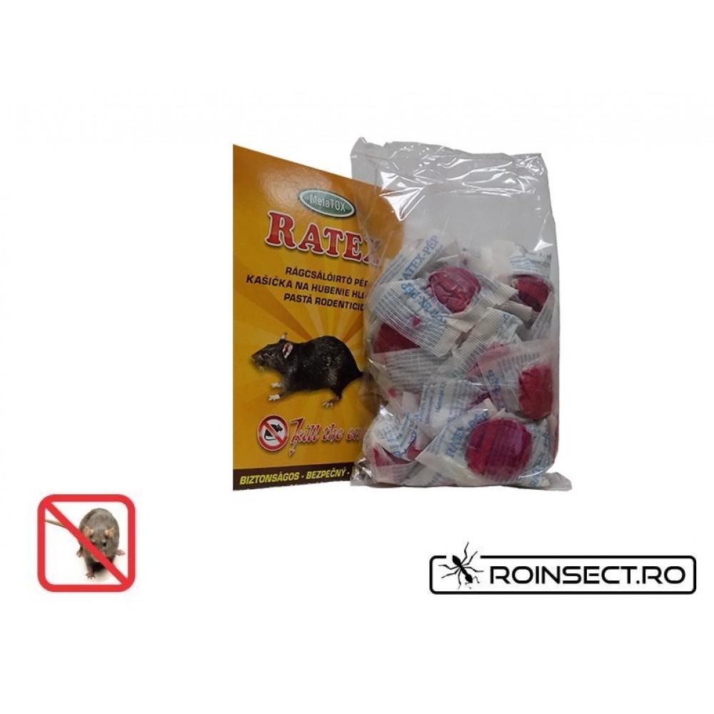 Ratex pasta - momeala raticida proaspata (200 gr)