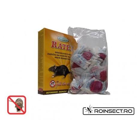 Ratex pasta - momeala raticida proaspata (400 gr)