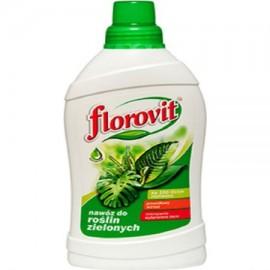Florovit ingrasamant specializat lichid pentru plante verzi 1L