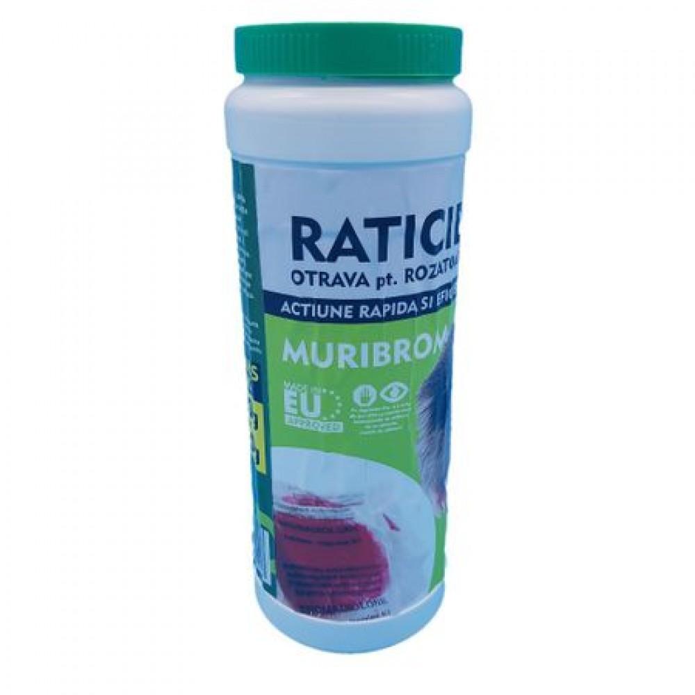 Raticid MURIBROM 400+100g